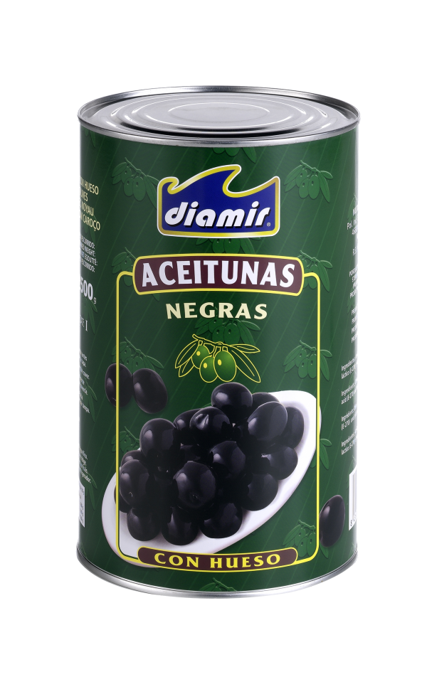 OLIVES NOIRES ENTIERES 5/1