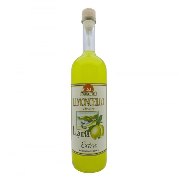 LIMONCELLO EXTRA 18% BOUT 0.7L