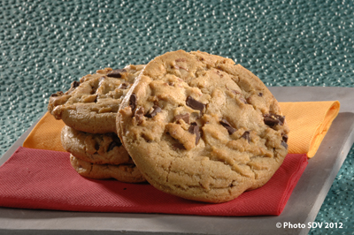 COOKIE DOUBLE CHOCOLAT (EMB INDIVIDUEL)- 30 PCES