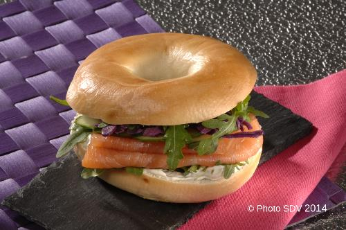 BAGELS «CALIFORNIAN STYLE» NATURE 150 G