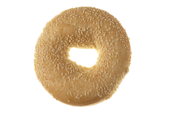 BAGELS « CALIFORNIAN STYLE » SESAME 150 G