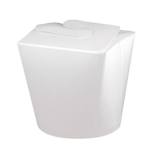 POT CARTON SMART BLANC 26OZ-780 CC /50