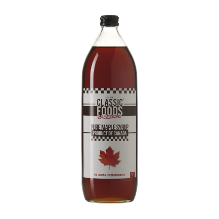 PURE MAPLE SYRUP (ERABLE) 1 L