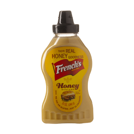 HONEY MUSTARD MOUTARDE AMERICAINE AU MIEL