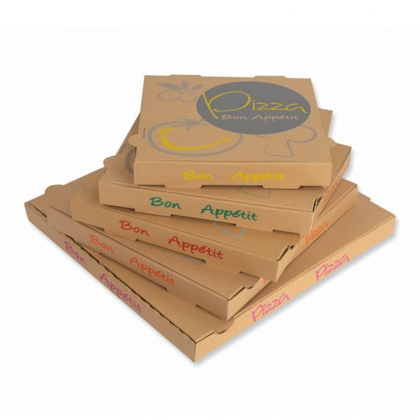 26*26 ORIGINALE BOITES A PIZZA / 100