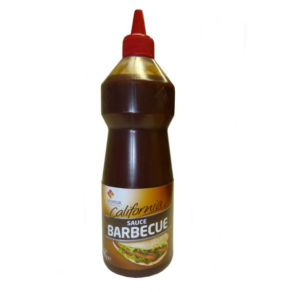 SAUCE BARBECUE LESIEUR 970 ML