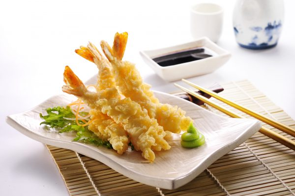 CREVETTES ALLONGEES TEMPURA BT 1 KG (16/20P)