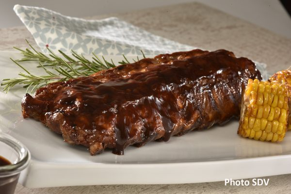 LOIN RIBS GOUT BARBECUE 10 X 500 G