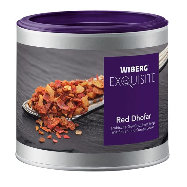 RED DHOFAR EPICES ARABES WIBERG 210 G