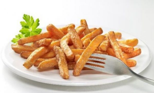 FRITES DE PATATES DOUCES 2 KG