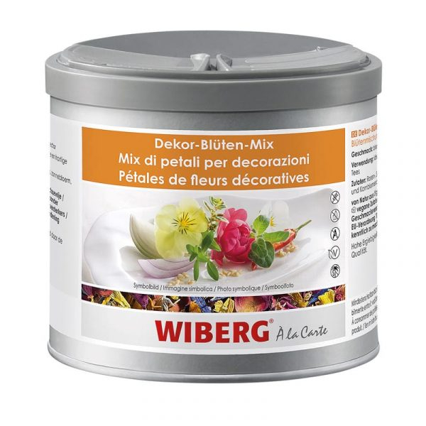 PETALES DE FLEURS DECORATIVES 470ML WIBERG