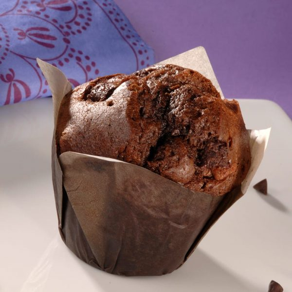 MUFFINS DOUBLE CHOCOLAT – 32 PCES 100 GRS