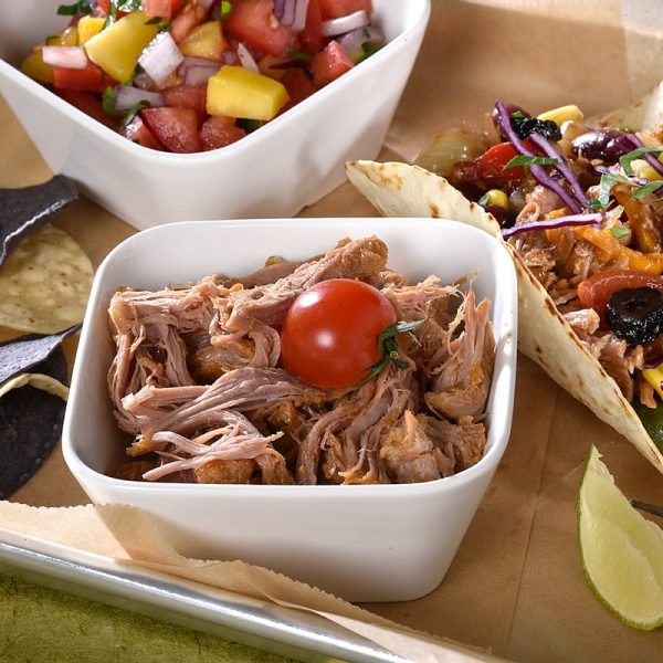 SLOW COOKED CHICKEN MEX 5 H