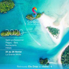 C'EST PARTI POUR LE SIPRHO 2020