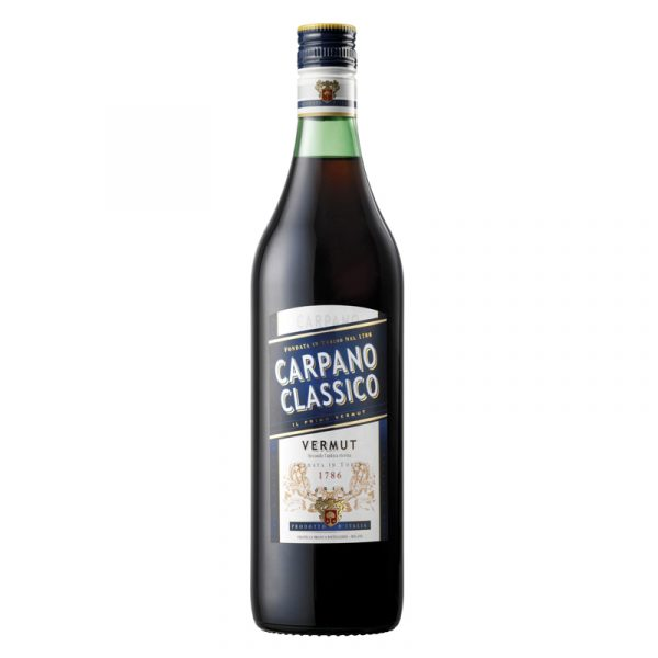 CARPANO CLASSICO 16° 100 CL VERMOUTH ORIGINAL