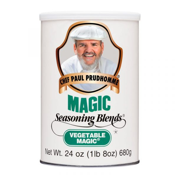 VEGETABLE MAGIC- BOITE EPICE CAJUN 680 G