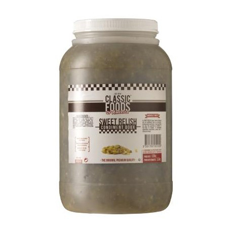 SWEET RELISH 3.8 LITRES