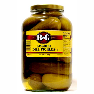 PICKLES ENTIERS