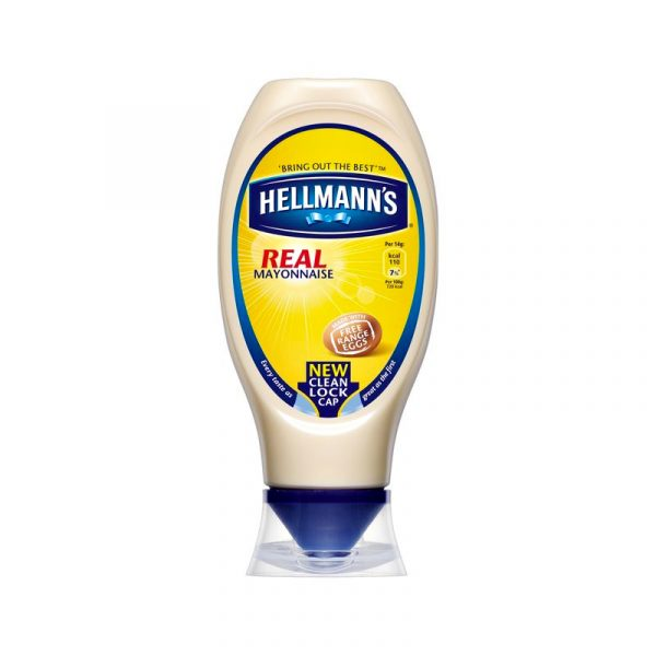 MAYONNAISE HELMANN'S 430 ML