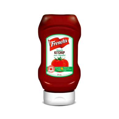 KETCHUP FRENCH'S SQUEEZ DE 375 ML