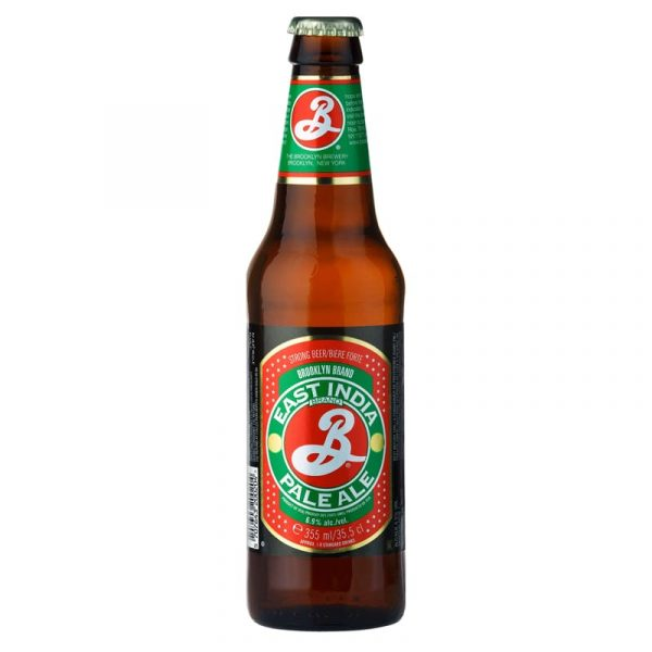 BIERE EAST INDIA PALE BROOLYN 35.5 CL /24
