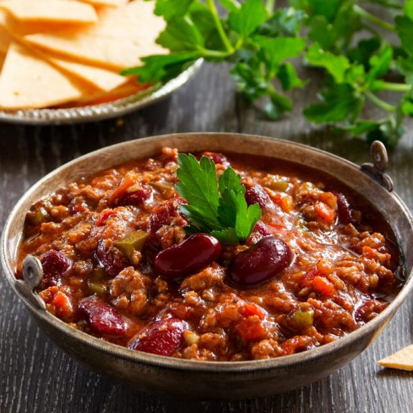 CHILI CON CARNE POT 1.4 KGS