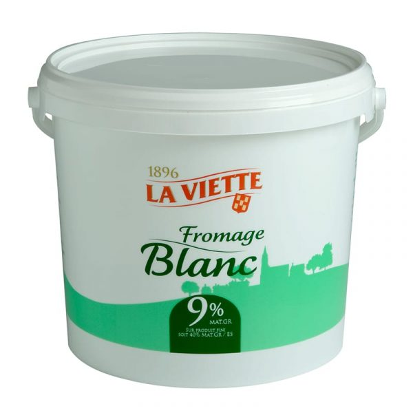 FROMAGE BLANC 40% 5 KG