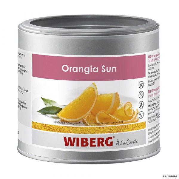 ORANGIA SUN PREPA ARÔME NATUREL ORANGE 470 ML WIBERG