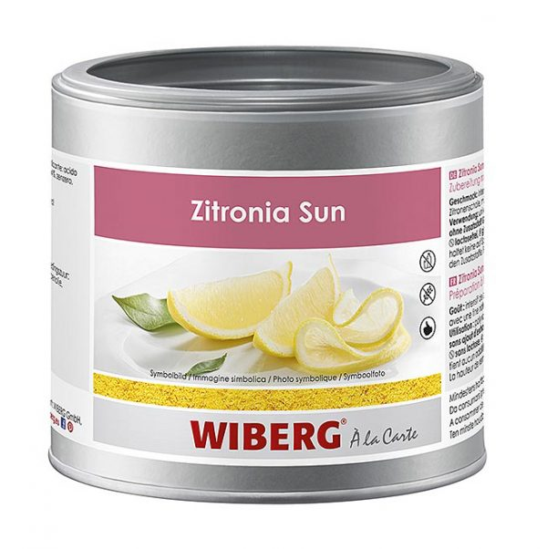 ZITRONIA SUN PREPA NATUREL CITRON 470 ML WIBERG